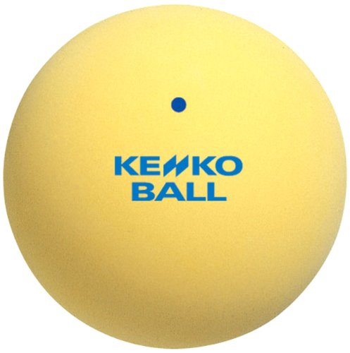 Markwort Kenko Soft Tennis Ball Starter Set (Yellow, 4-Piece)