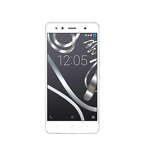 BQ Aquaris X5 16-A-12,7 wh | bq Aquaris X5 16GB 2GB RAM White Silver