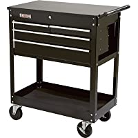 Deals on Ironton 4-Drawer Tool Cart 500-Lb Capacity