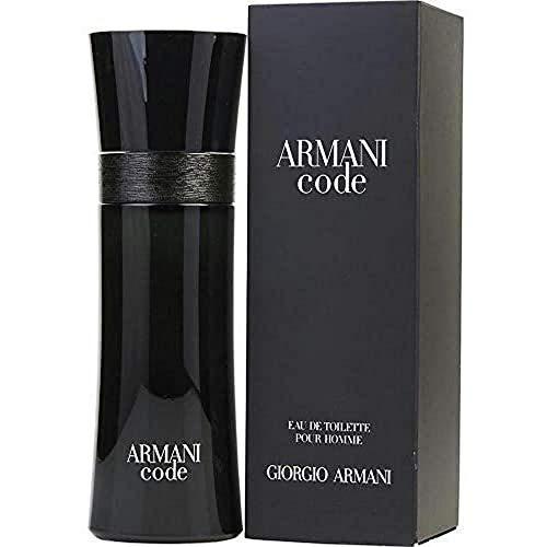 Armani Armani Code homme/men, Eau de Toilette, Vaporisateur/Spray, 75ml