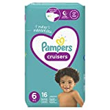 Pampers Cruisers,Diapers Size 6, 16 Count