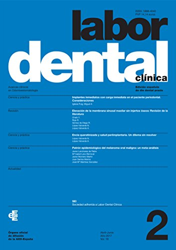 Labor Dental Clínica nº2 2017: nº 2 vol.18