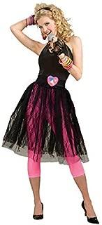 Woman's 80's Pop Star Skirt Costume