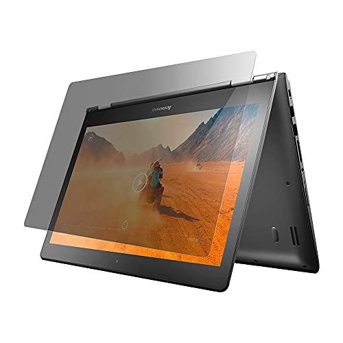 Celicious Protector de Pantalla de Privacidad de Cuádruple Vía Screen Privacy Plus para Lenovo Yoga 500 (15)