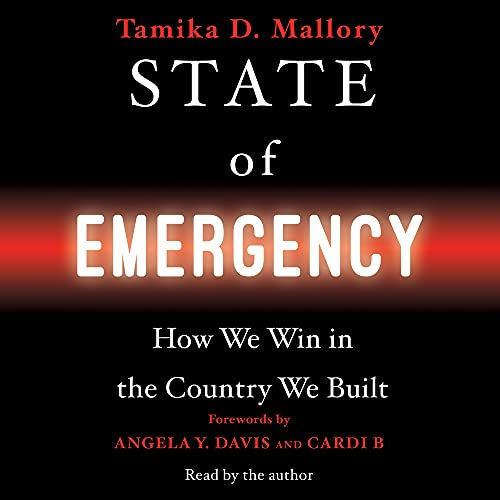 State of Emergency Audiobook By Tamika D. Mallory cover art