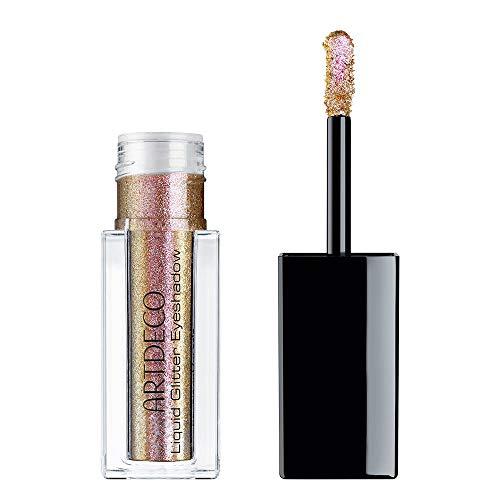 ARTDECO Liquid Glitter Eyeshadow, Lidschatten, Nr. 6 rose gold