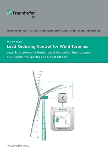 Load Reducing Control for Wind Turbines.: Load Estimation and Higher Level Controller Tuning based on Disturbance Spectra and Linear.