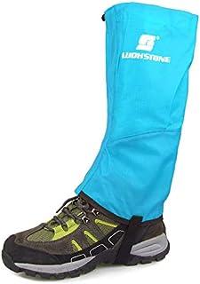TT WARE Snow Gloves Shoe Covers Waterproof Camping Ski Wear Leg Protector Winter Sport Safety Gear-Blue