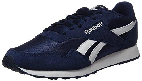 Reebok Herren ROYAL Ultra Sneaker, Mehrfarbig (Collegiate Navy/White 000), 42.5 EU