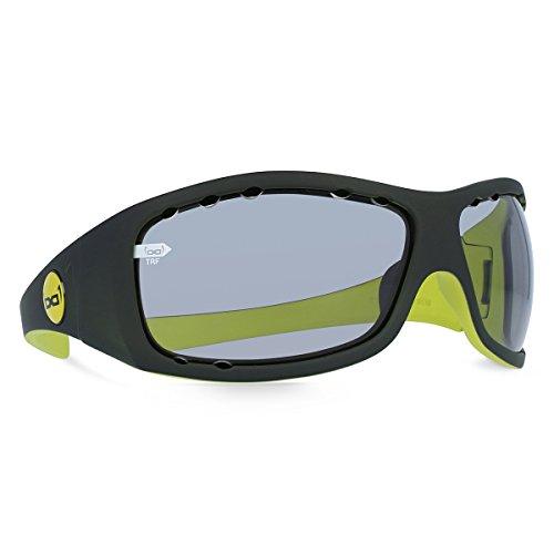 gloryfy unbreakable eyewear gloryfy G3 Devil Extreme Air TRF Gafas de Sol, Unisex Adulto, Negro, Talla única
