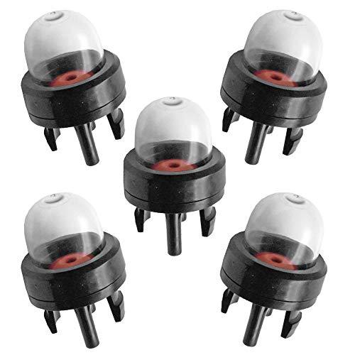 5x Primer Pumpe Benzinpumpe für Fuxtec Kettensäge FX-KS146 FX-KS162 CS6150 Kettensäge Motorsäge 62ccm