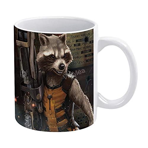 NA Taza de café de cerámica Rocket...