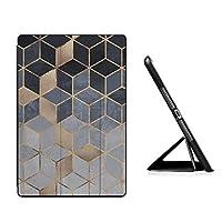 OBOSOE iPad Pro 11 2018/iPad Pro タブレットケース, 傷防止 防塵 PC + PU 耐久性 3つ折り スタンド機能付き 三つ折タイプ スタンドケース iPad Pro 11 2018/iPad Pro Case-A32