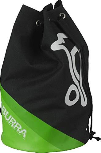 KOOKABURRA Hockey Bag Hockeytasche, Schwarz, Einheitsgröße