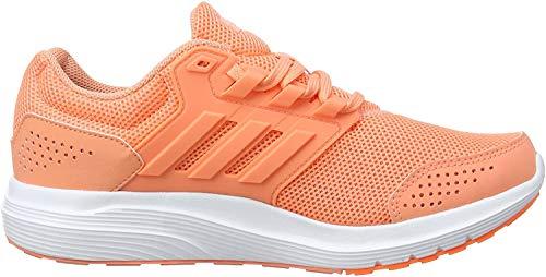 Adidas Galaxy 4, Zapatillas de Trail Running Mujer, Naranja (Cortiz/Cortiz/Nartra 000), 36 2/3 EU