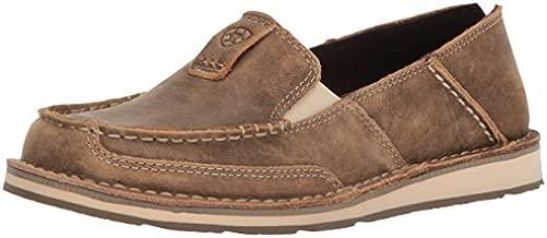 ARIAT Women's Cruiser Slip-on Shoe Casual, Brown Bomber (Retired), 10