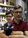 Fully Custom Occupational Bobblehead Figurine Personalized Gifts Based on Your Photos, One person, DHL Expedited Shipping Service