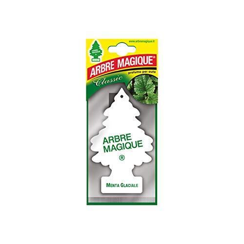Arbre Magique 464-010/07 Désodorisant, Nero/Bianco/Rosso