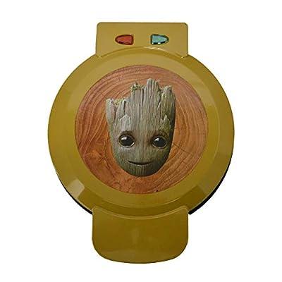 Marvel Groot Waffle Maker- I Am Groot On Your Waffles- Waffle Iron