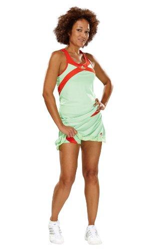 adidas W Adizero Reservorio Mujer Tenis Climacool Reservorio punteras Tops Tenis Ropa Ropa ärmellose Camisetas Formotion Mujeres, mujer, color Super Green/Core Energy, tamaño 36