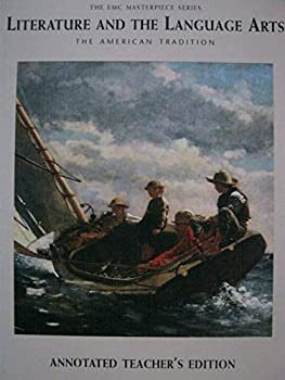 Literature and the Language Arts: The American Tradition, Pine Level, Annotated Teacher's Edition 0821912712 Book Cover