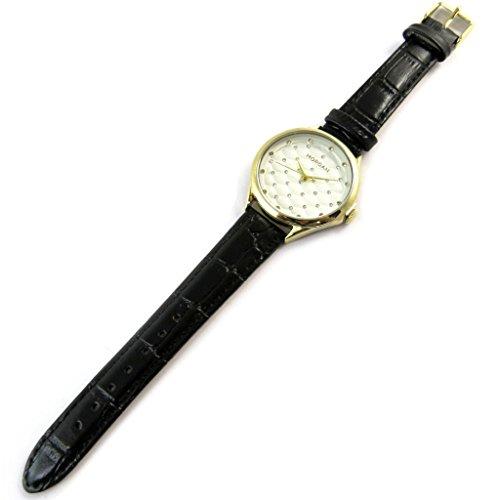 Morgan [N9862] - Designer-Uhr 'Morgan' Sauger (illuminationen).