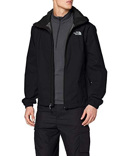 The North Face - Quest - Veste à capuche - Homme - Noir (TNF Black) - Taille: XL