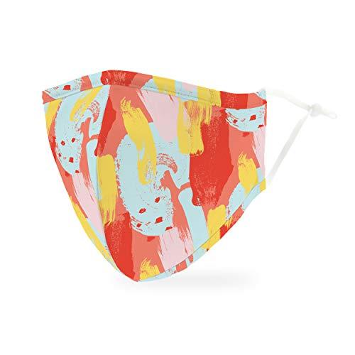 Weddingstar waschbare, Mundschutzmasken aus Stoff. Wiederverwendbar und verstellbar mit...