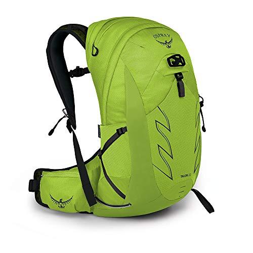 Osprey Talon 22 Zaino da Hiking per Uomo, Limon Green - L/Xl