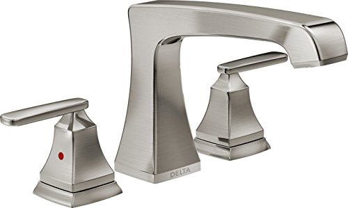 Delta Faucet T2764-SS Ashlyn Tub Trim, 6.63 x 16.00 x 8.38 inches, Stainless