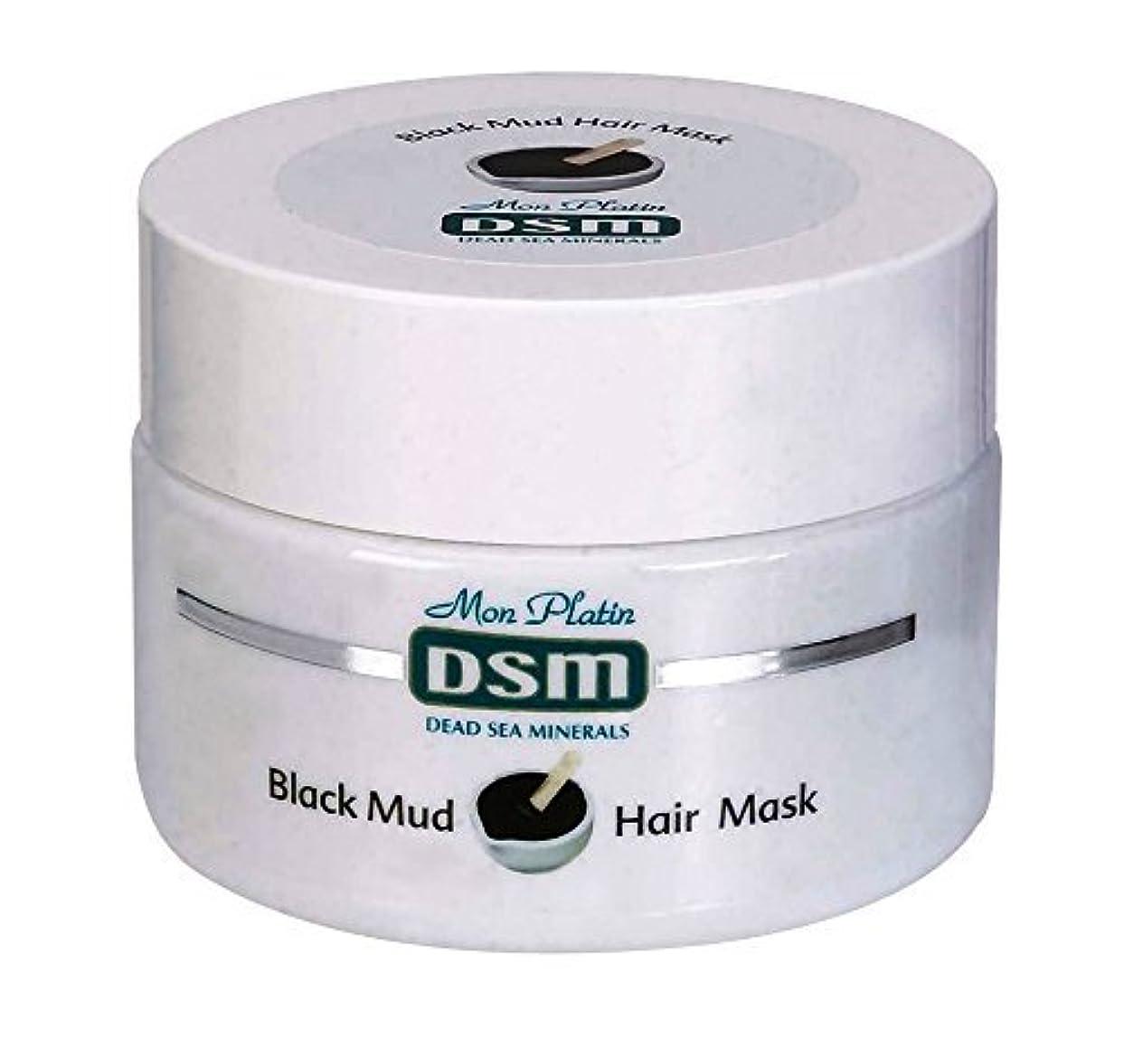 参加者とティームブレース頭皮と髪のための髪の泥マスク 250mL 死海ミネラル 天然 お手入れ 美容 イスラエル 全皮膚タイプ ビタミン (Mud Hair Mask  for Scalp & Hair)