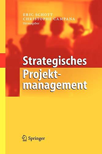 Strategisches Projektmanagement (German Edition)