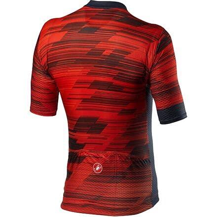 CASTELLI maglia manica corta Rapido Jersey T-Shirt Uomo