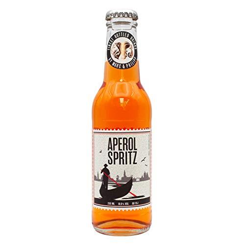 Aperol Spritz - Fertigcocktail I Marc und Philipp 0,2l 10% Vol.