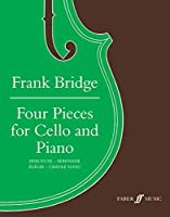 Four Pieces for Cello and Piano (Faber Edition)