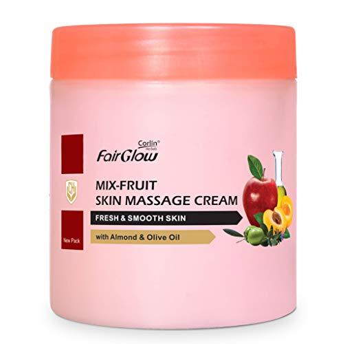 Corlin Fair Glow Mix Fruit Skin Massage Cream, 850g