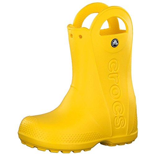 Crocs Unisex Kinder Handle It Rain Boot Gummistiefel