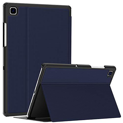 Soke Funda para Samsung Galaxy Tab A7 10.4 (2020 Modelo SM-T500 / T505 / T507), Folio Slim TPU Smart Cover Cover Cover Cover para Samsung Galaxy Tab A7 10.4 pulgadas Marine