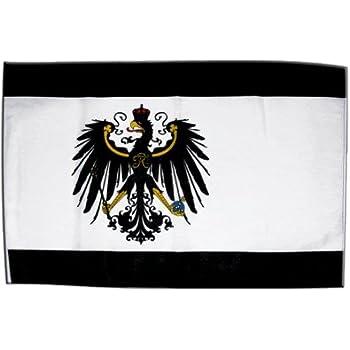 U24 Tischflagge Preussen Preu/ßen Fahne Flagge Tischfahne 10 x 15 cm