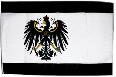 Fahne Flagge Preußen 30 x 45 cm