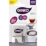 GINKO – Édulcorants Mini Sweets – 400 Mini Comprimés à la Saccharine – Sucrettes Sans Aspartame & Sans Gluten