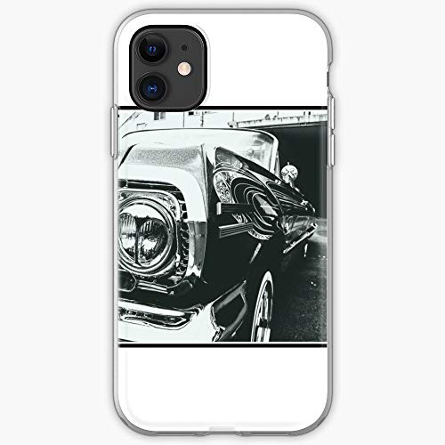 64 Car Lowrider - Unique Design Snap Phone Case Cover for iPhone 11, iPhone 11 Pro, iPhone XR, Samsung Galaxy