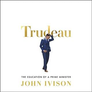 Page de couverture de Trudeau