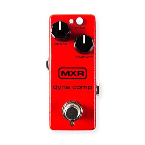 MXR M291 Dyna Comp Mini Compressor Guitar Effects Pedal