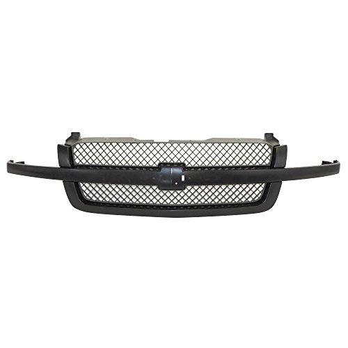 03 silverado front grill - 1