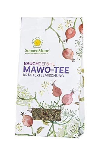 SonnenMoor Bauchgefühl MAWO - Kräutertee lose 50g - harmonisierender Tee zum Start in den Tag