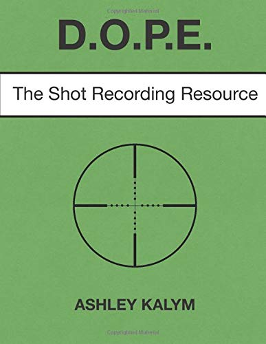 DOPE: The Shot Recording Resource