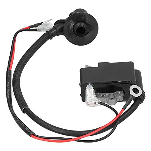 Bobina de encendido, accesorio perfecto Materiales de alta calidad Fabricación profesional Accesorios duraderos para motosierra para STIHL TS410 TS420 42384001301