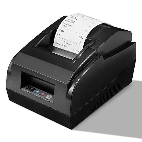 [USB-Drucker] 58-mm-POS-Drucker mit thermischem Empfang, USB-Kabeldrucker