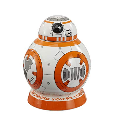 Star Wars epvii: Cookie Jar: bb-8, weiß